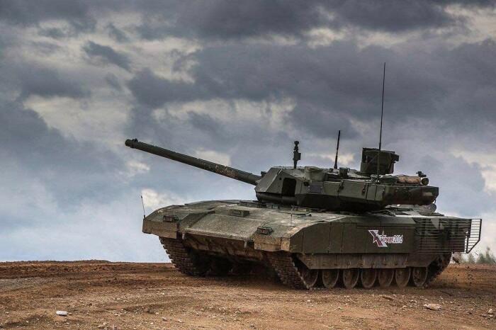 Хороший танк, но не своевременный. /Фото: fishki.net.