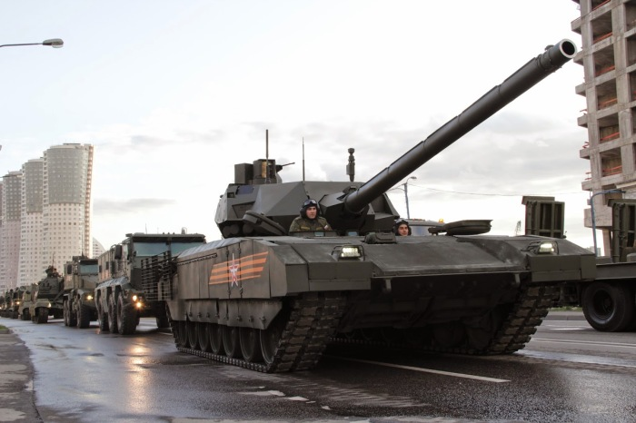 Серьезное оружие. /Фото: tanksdb.ru.