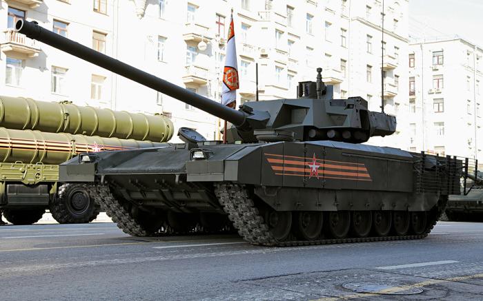 Новейшее оружие. /Фото: goodfon.ru.