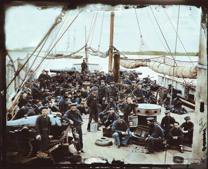 Последний раз активно использовались сети во время Гражданской войны в США. |Фото: forummg.info.