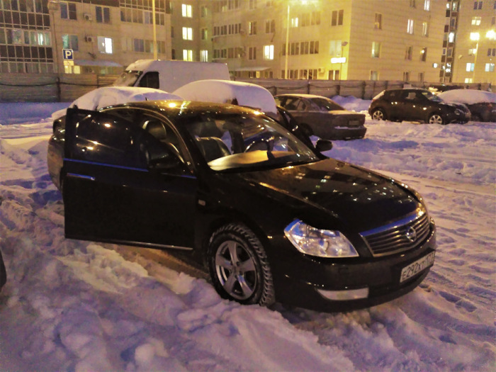 Нужно просто проветрить машину. /Фото: drive2.com.