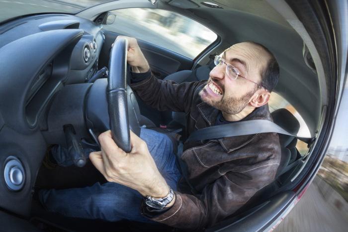 Не стоит агрессивно водить. /Фото: drive2.ru.