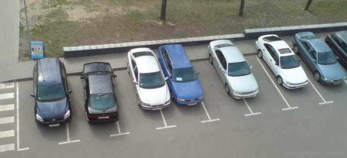 Незабываем про ручник. /Фото: forum.onliner.by.