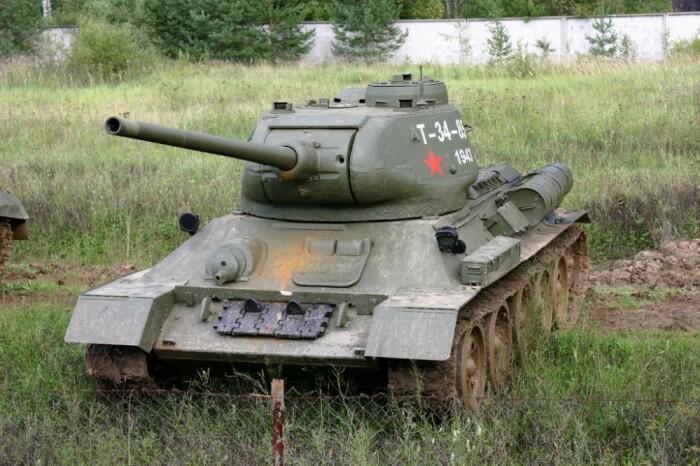 Существует много способов нумерации. /Фото: tankist-31.livejournal.com.
