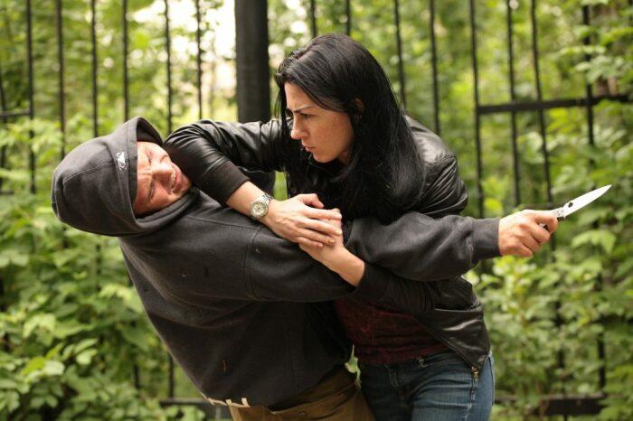 Первая проблема самообороны в том, что инициатива почти всегда у преступника. /Фото: tchuprisviktor.ru.