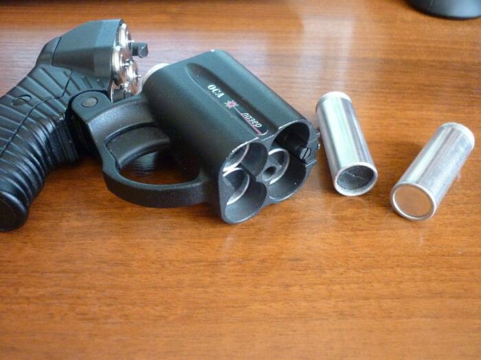 Любое травматическое и газовое оружие. /Фото: pnevmatiky.ru.