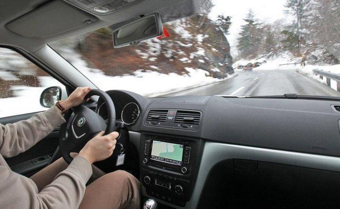 Скорость в 50-70 км/ч лучше всего. /Фото: pulson.ru.