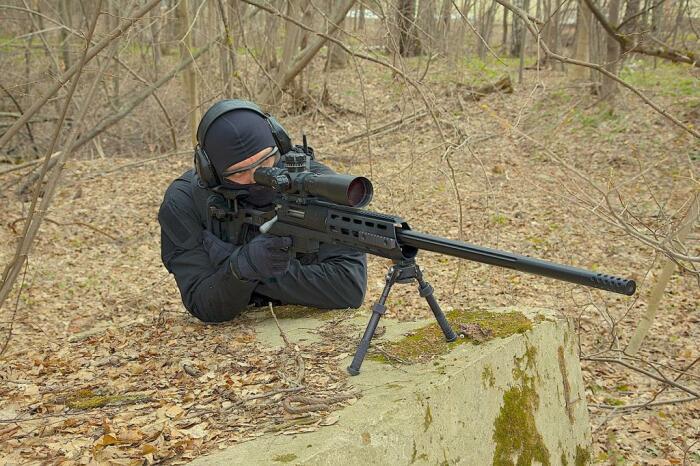 Хороший выстрел - сродни искусству. /Фото: ya.ru.