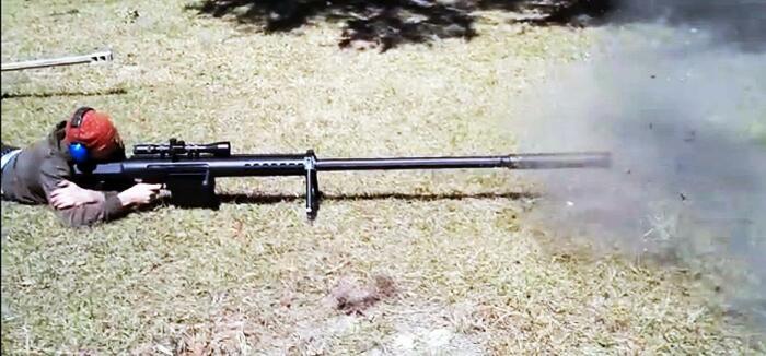 Важна и длина дула. /Фото: chosun.com.