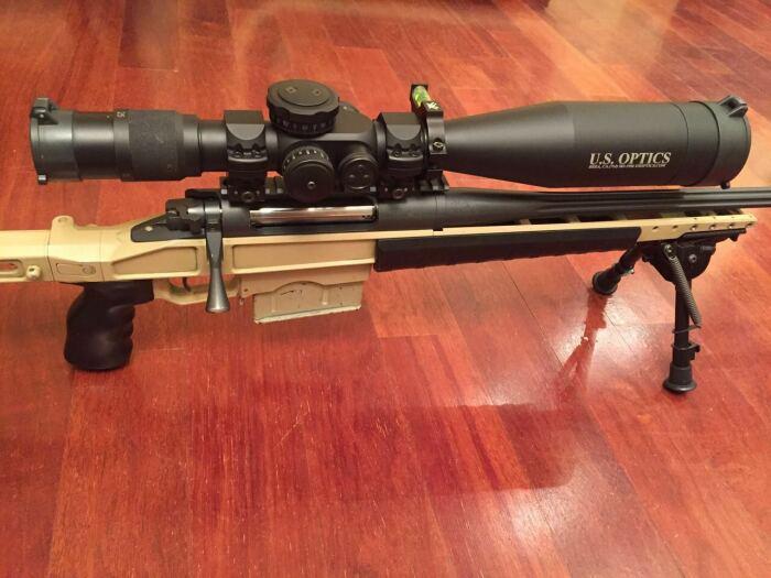 Хороший выстрел не возможен без подходящей оптики. /Фото: guns.allzip.org.