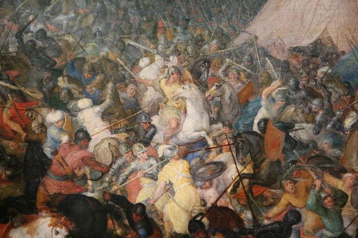 Многие мифы о битве родились в эпоху Возрождения. /Фото: wargaming.net.