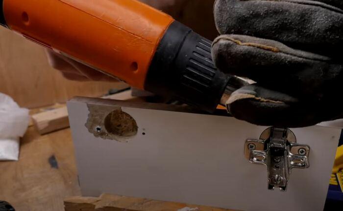 Операция реставрации производится в несколько этапов. /Фото: youtube.com.