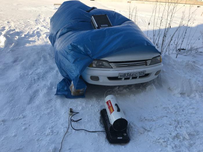 В этом деле главное не спешить. /Фото: drive2.ru.