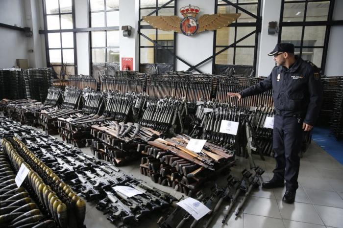 Часть оружия законсервируют. /Фото: livejournal.com.
