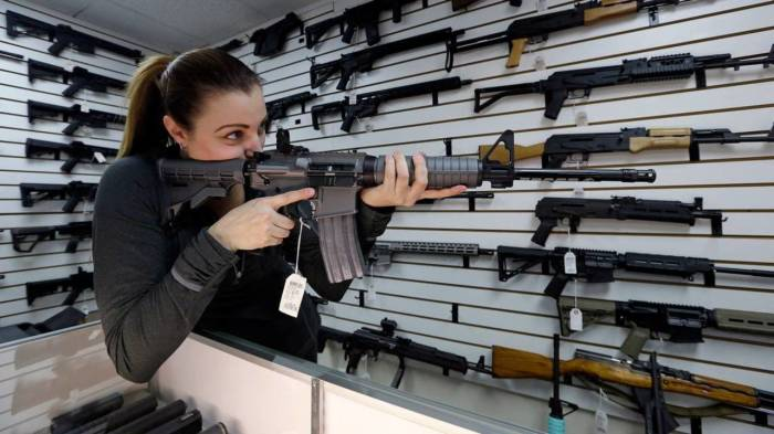 Часть оружия переделается под гражданское. /Фото: rg.ru.