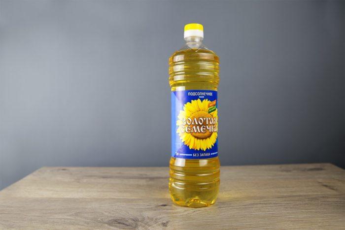 Подойдет любое масло. /Фото: fruitshop161.ru.