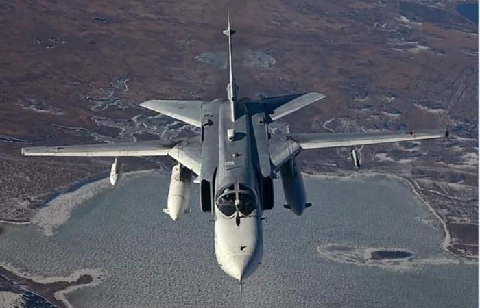 В чем заключается главная особенность «фехтовальщика» Су-24М