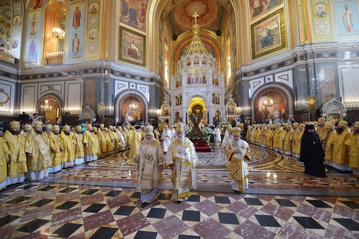 Все дело в ритуалах и трактовках. /Фото: mospat.ru.