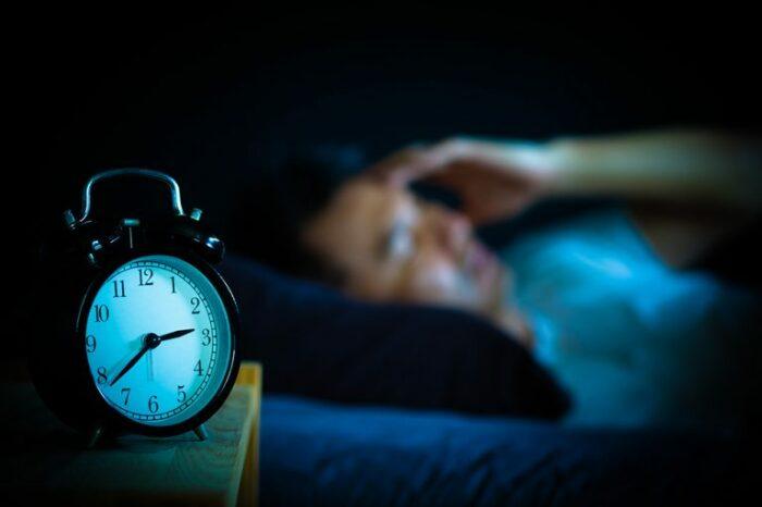 С возрастом засыпать все сложнее. /Фото: tramway39.ru.