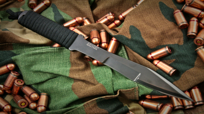 Брать дорогой нож не стоит. /Фото: knife-mag.ru.