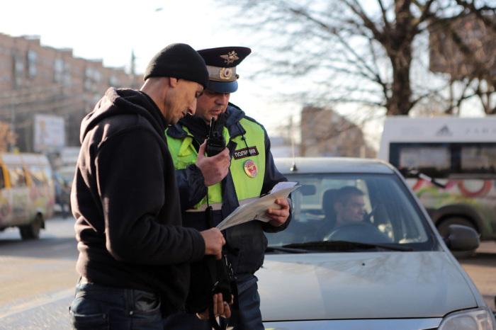 Полиция не дремлет. /Фото: maxpark.com.