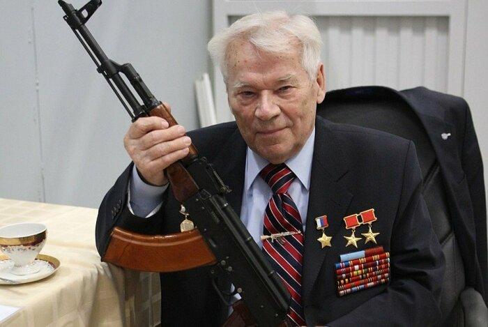 Калашников был против. /Фото: starsity.ru.