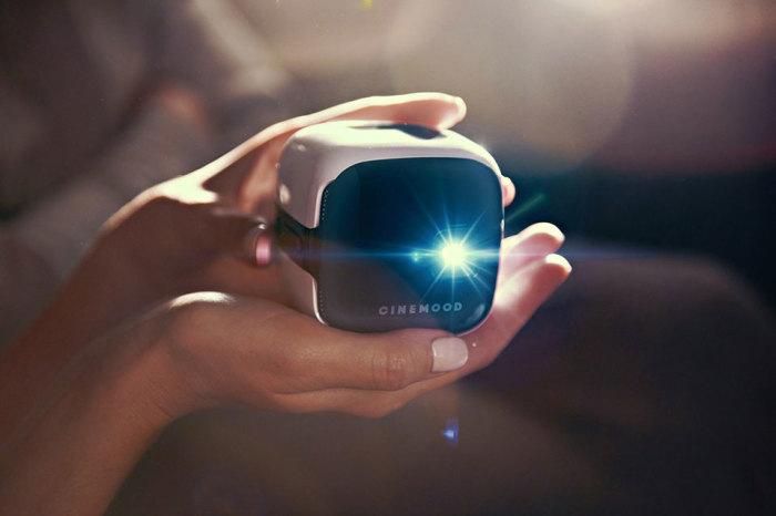 Красивый проектор. /Фото: videokon.ru.