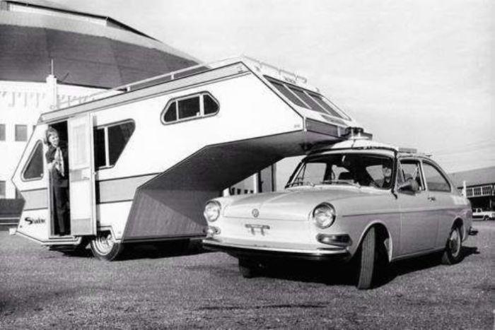 Настоящая легенда рынка кемперов VW Shadow Camper.