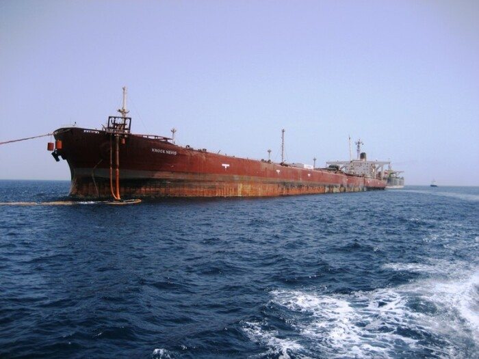 Долгое время самый большой корабль. /Фото: fishki.net.