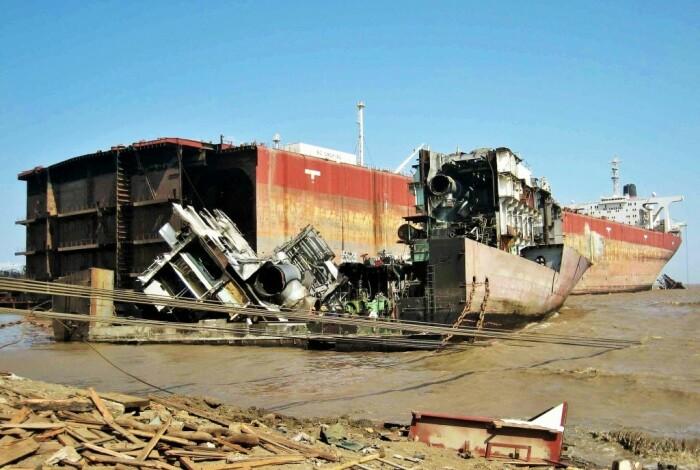 Увы судно утилизировали. /Фото: yaplakal.com.