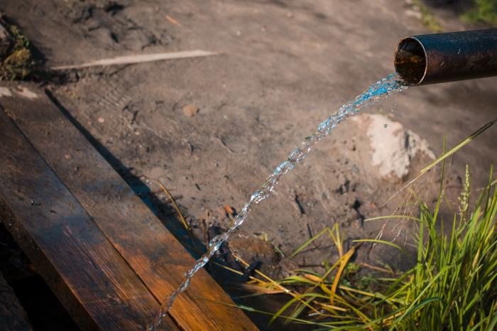 Вода исключительной чистоты. | Фото: livejournal.com.
