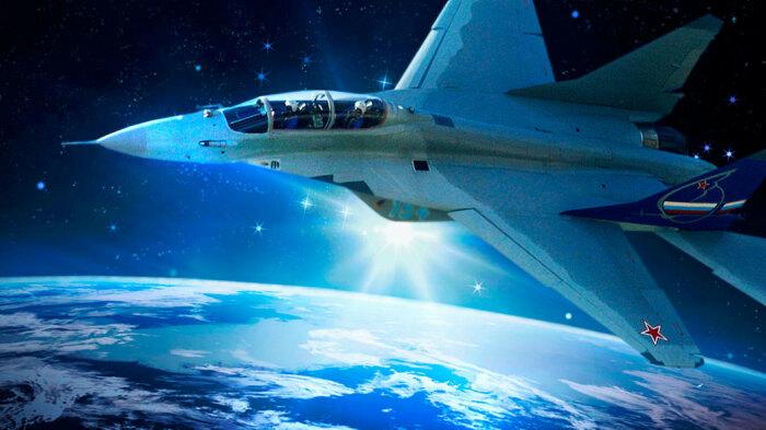 Машина для космической войны. /Фото: evo-rus.com.