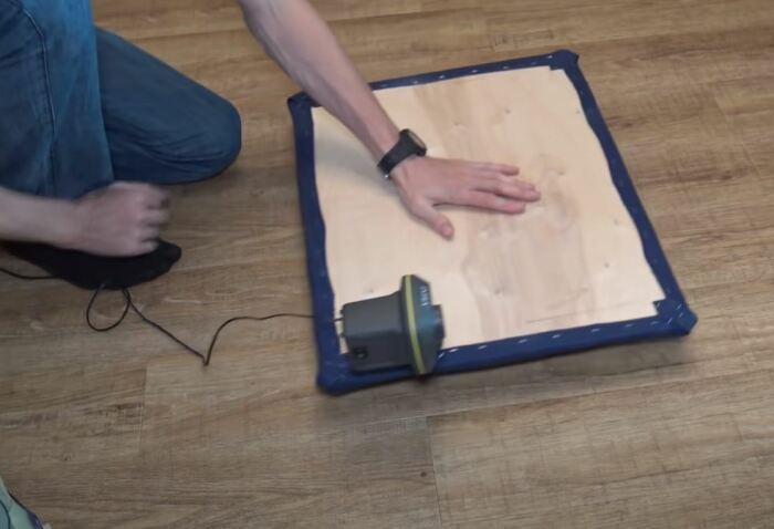 Получится должен вот такой инструмент. /Фото: youtube.com.