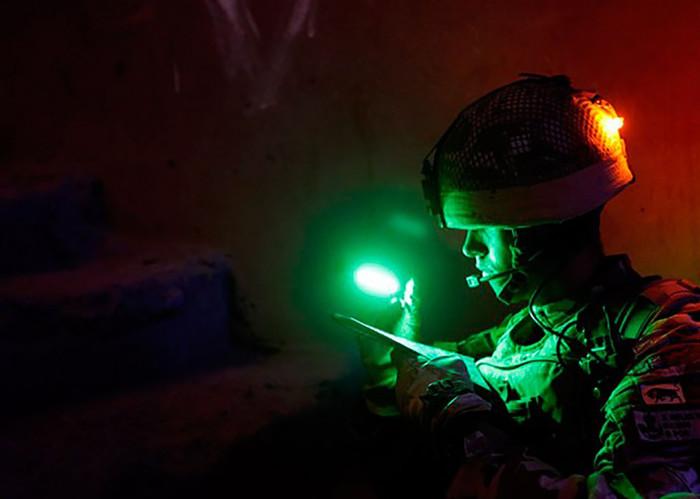 Используют и в армии. /Фото: contactleft.co.uk.