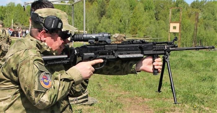 Такого пулемета еще не было. /Фото: wpristav.ru.