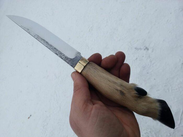Выглядит мило, но козлика жалко. /Фото: guns.allzip.org.
