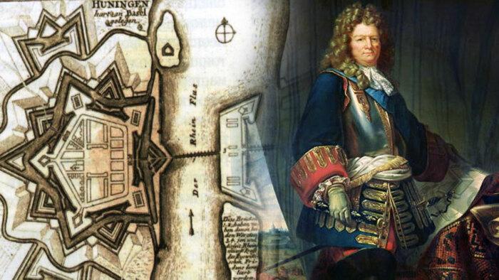 Спустя почти 150 лет маршал Франции де Вобан доведет искусство фортификации до совершенства. /Фото: twitter.com.