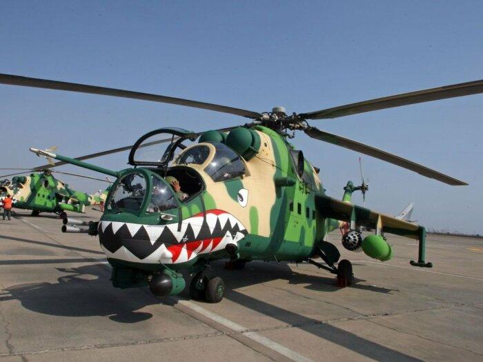 Вертолет получился отличным. /Фото: nsk.dixinews.ru.