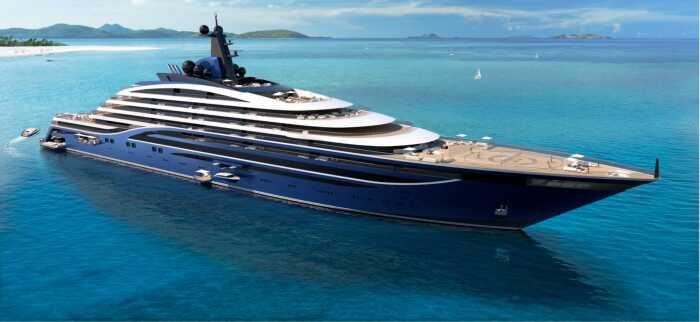 Новый класс кораблей. /Фото: businessinsider.com.