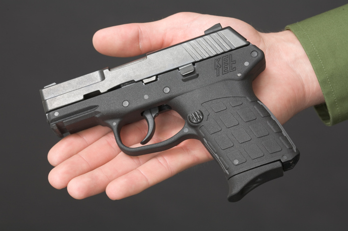 Такой пистолет помещается даже в кармане. /Фото: olegvolk.net.