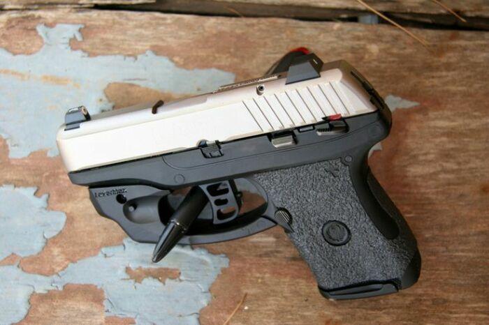 Самый маленький пистолет. /Фото: xs-info.com.