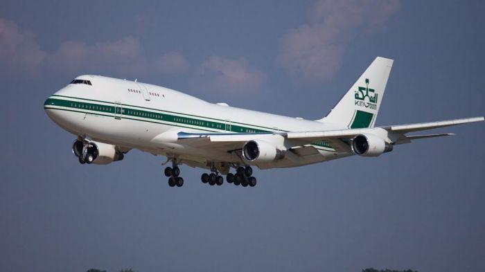 Самый большой самолет богача.