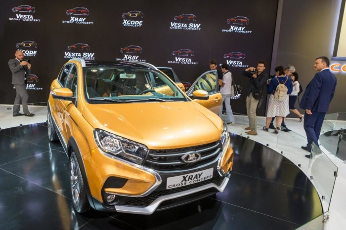 Lada XRAY Cross - это машина для всех.