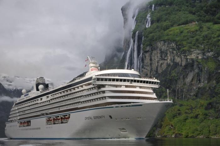 Роскошное судно. /Фото: inflotcruises.com.