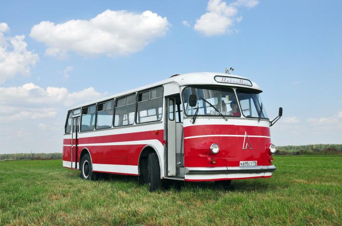 Хороший такой автобус. /Фото: fotobus.msk.ru.