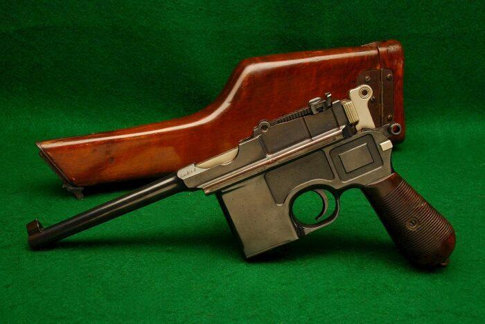 Один из самых известных пистолетов XX века. /Фото: стрелковыйклуб1.рф.