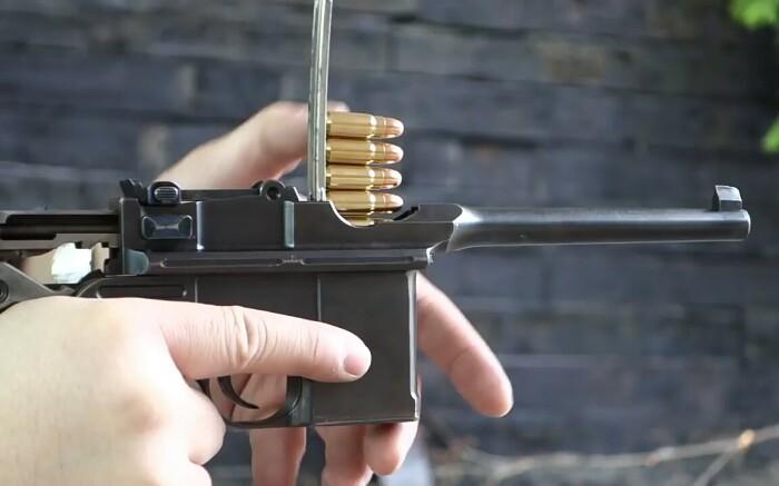 Эффективно стреляет всего на сотню метров. /Фото: bilibili.com.