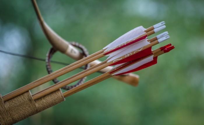 Все потому, что стрелы нужно было производить тысячами. /Фото: vestikavkaza.ru.