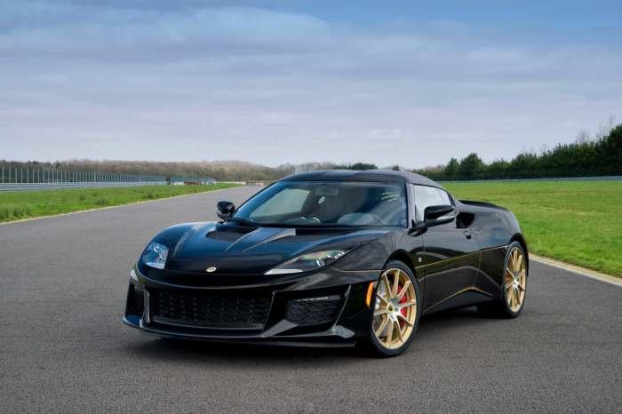 Evora 410 Sport-Lotus - такой же резвый как «Формула 1».