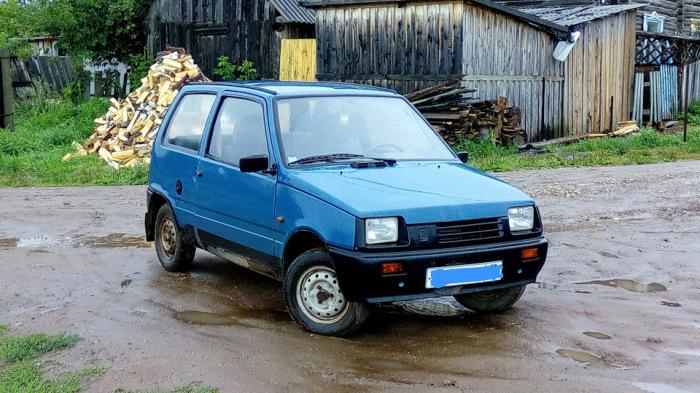 Ломаться в машине почти нечему. /Фото: drive2.ru.
